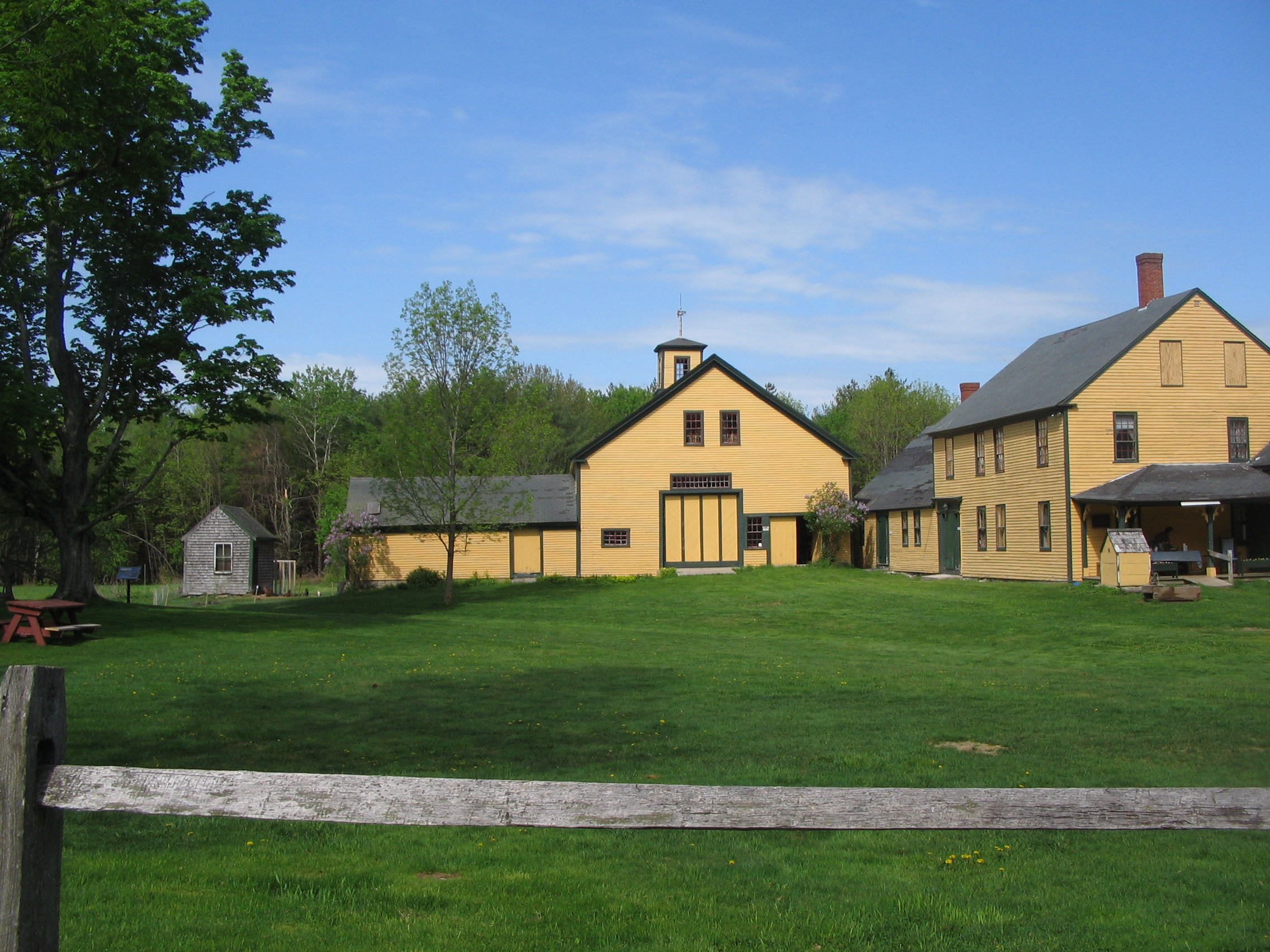 New England Barns For Sale Of Big House Little House Back House Barn Dream New England