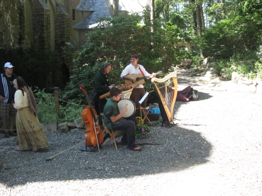 Music at Hammond Castle