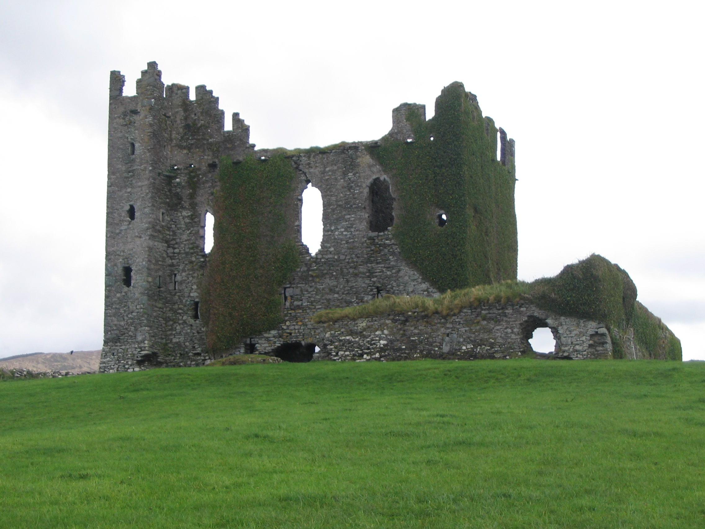 4 29 Ballycarberry Castle Ruins