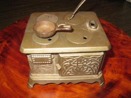 Metal Stove Nickel