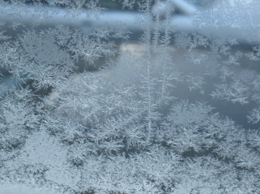 Frost Painting